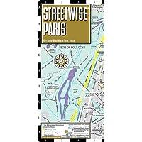 Streetwise Paris Map - Laminated City Center Street Map of Paris, France: City Plans (Michelin City Plans)