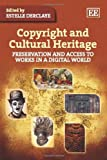 Copyright and Cultural Heritage, Estelle Derclaye, 1849800049