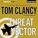 Threat Vector | Tom Clancy,Mark Greaney