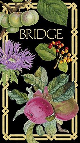 Pad Decoupage (Entertaining with Caspari Bridge Score Pad, Decoupage Garden)