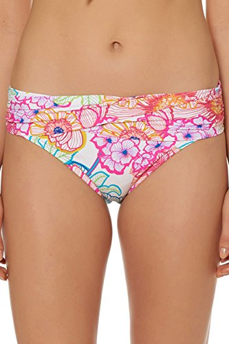 - Bleu Rod Beattie Women's Bright Here, Bright Now Banded Hipster Bottom Multi 10