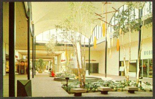 Plaza Mall Edgewater Park MS postcard - La Plaza Mall