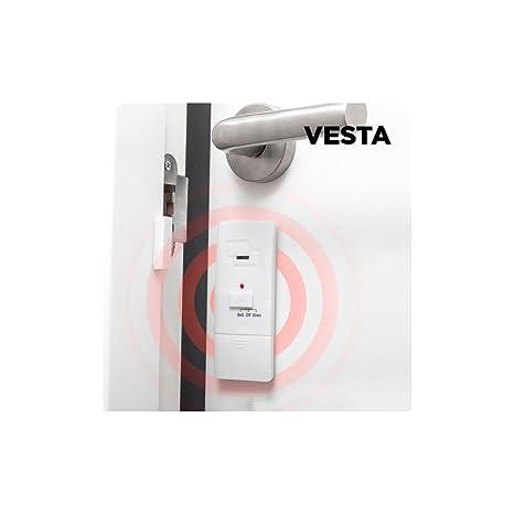 Omnidomo IG108757 Alarma imantada para Puertas con Adhesivo ...