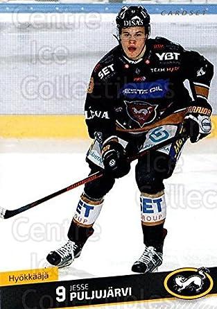 6d4152361 (CI) Jesse Puljujarvi Hockey Card 2016-17 Finnish Cardset (base) 94