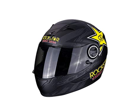 Scorpion Exo 490 Moto Casco Integral Casco Roller Art-Land Casco Casco
