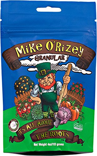 Plant Revolution PRPSMO04 FGMKORZY-4OZ Mike O'Rizey Granular Soil Inoculant, 4-Ounce, 4 Ounce