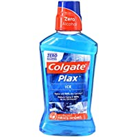 Enjuague Bucal Colgate Plax Ice 500 ML