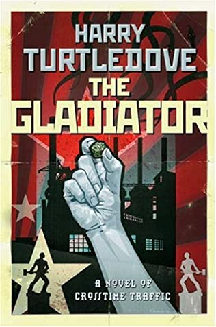 book cover of The Gladiator