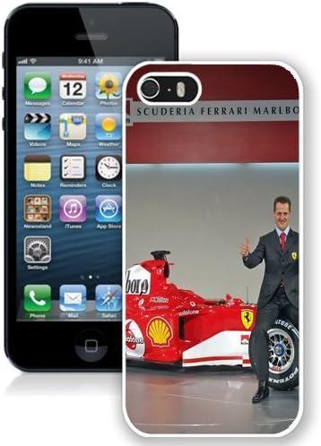 Personalized Phone Case Design with Michael Schumacher Ferrari ...