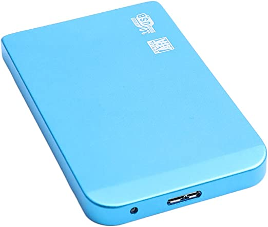 USB 3.0 SATA 外付ハードディスクドライブ 2.5インチ Windows Mac対応 - 500GB