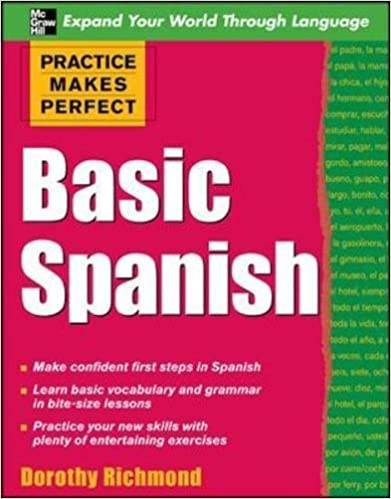 Amazon.com: Practice Makes Perfect Basic Spanish (Practice Makes ...