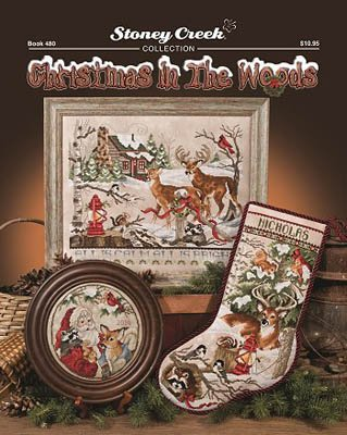 - Christmas in the Woods Cross Stitch Chart