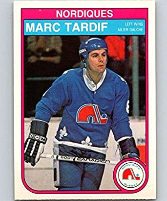 Amazon.com  1982-83 O-Pee-Chee Hockey  296 Marc Tardif RC Rookie ... f601180b0