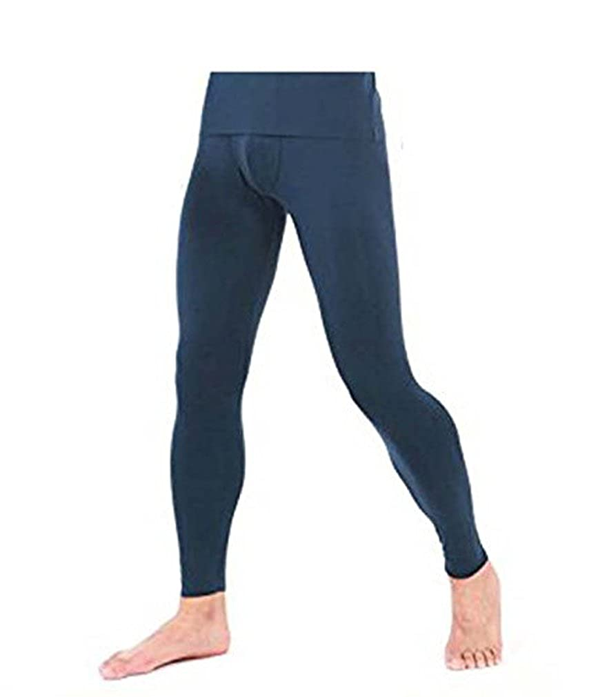 hommes 100% coton ultra pure des hommes caleçon long lourd 240gsm doux de sous-vêtements de qualité supérieure sous-vêtements thermiques 1190