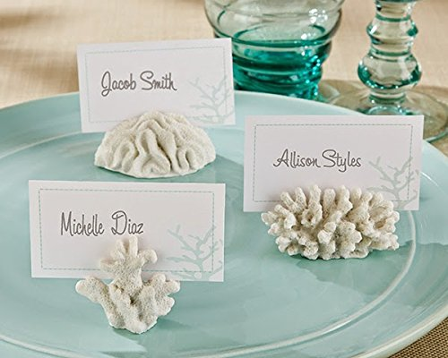 72 ''Seven Seas'' Coral Place Card/Photo Holder by Kateaspen (Image #1)'