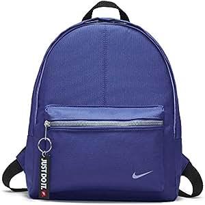 Nike - Classic Base - Mochila para niño, niño, BA4606 510, Purple Comet/Black/Light Thistle, Talla única: Amazon.es: Deportes y aire libre