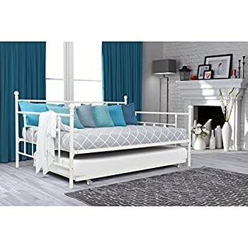 classic full daybed with trundle dhp manila