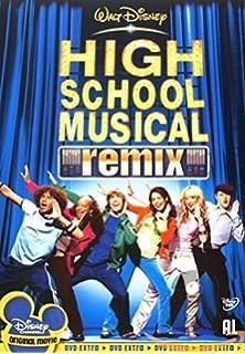 High School Musical : Premiers pas sur scène [Francia] [DVD]