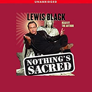 Nothing's Sacred Audiobook