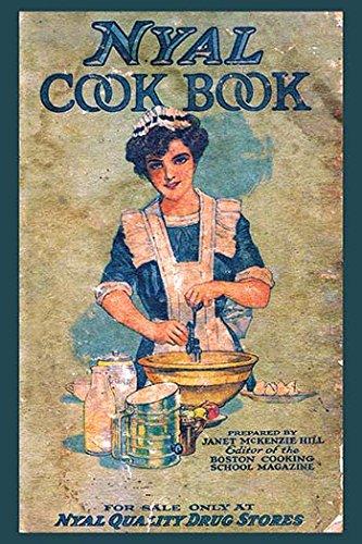 Nyal Cookbook - Buyenlarge Nyal Cook Book Paper Poster, 18