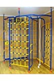 Gladiator - Kid's Indoor Home Gym Playgroung Set Freestanding Climber with Accessories