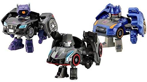 Transformers QTFS02 Decepticons executive three-body set