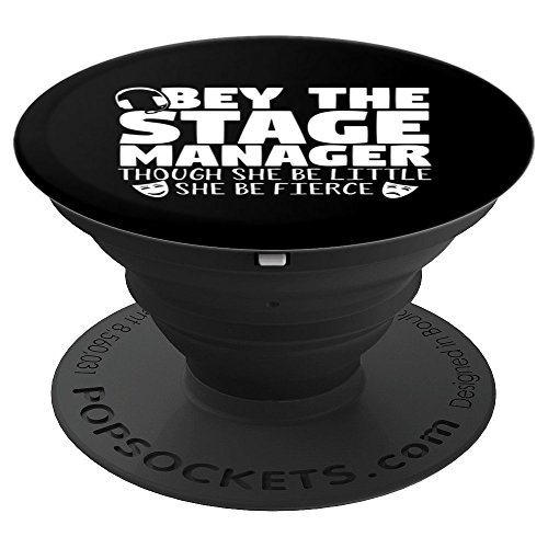 Obey The Stage Manager - PopSockets Grip and Stand for Phones and Tablets