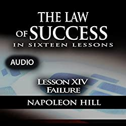 The Law of Success, Lesson XIV: Failure