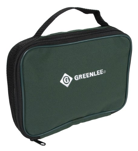 Greenlee 07535 NA Storage Carrying case for DM Series Multimeters and Greenlee 5779 Motor Rotation a