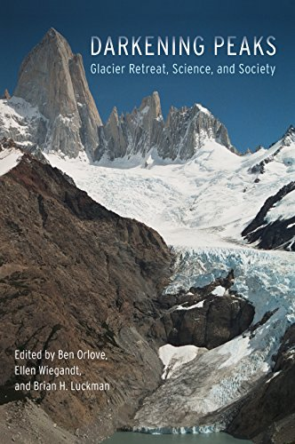 Darkening Peaks: Glacier Retreat, Science, and Society