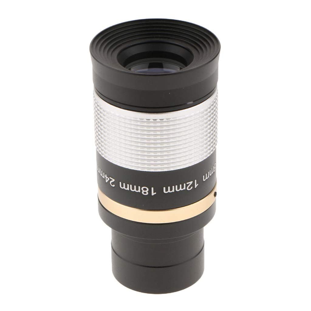 MagiDeal 8-24mm 1.25'' Zoom Eyepiece Multi Coated Optic Lens for Telescope Skywatcher Astronomy by Unknown