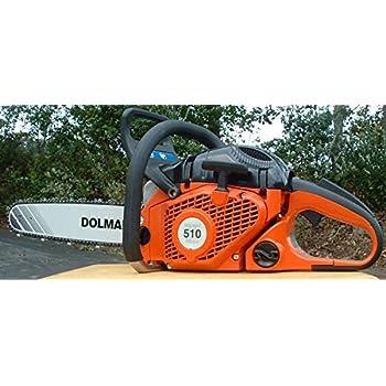 Dolmar PS510 Chain saw 50cc 18