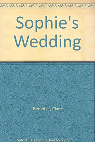 book cover of Sophie\'s Wedding
