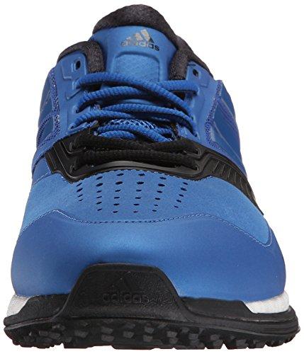 Adidas Prestaties Mens Crazytrain Stimuleren Cross-training Schoen Apparatuur Blauw / Apparatuur Blauw / Zwart