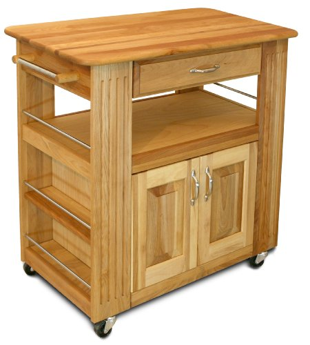 Catskill Craftsmen Heart Of The Kitchen (Catskill Butcher Block Island)