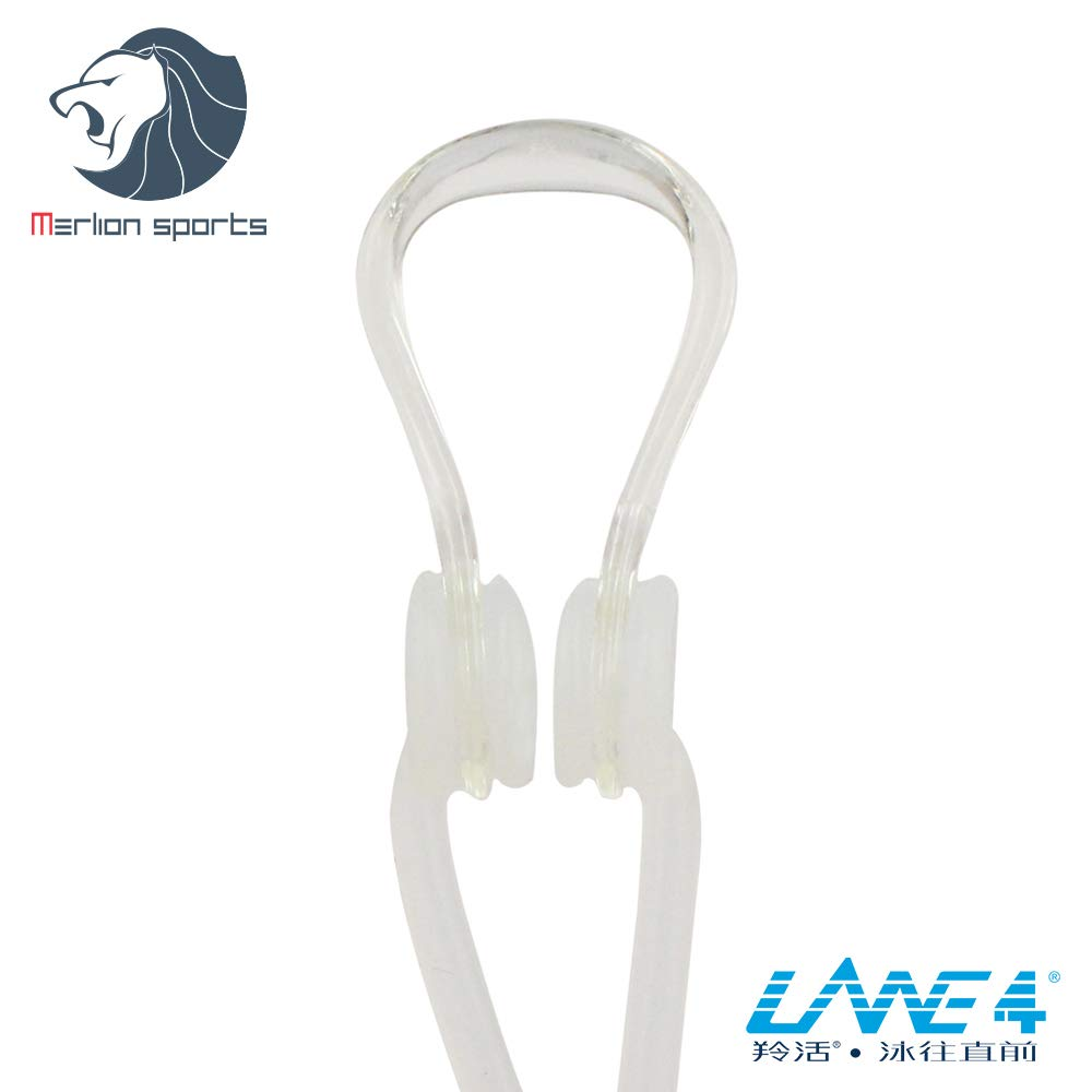 Silicone Pad Nose Clip IE-N0140 LANE4 iedge Accessories