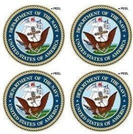 Navy Decal Set - 4