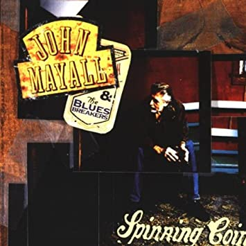 Spinning Coin: Mayall John, the Bluesbreaker: Amazon.es: Música