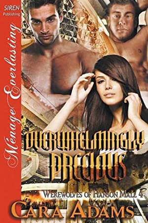 book cover of Overwhelmingly Precious