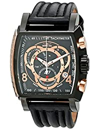 Invicta Men's 20252 S1 Rally Analog Display Swiss Quartz Black Watch
