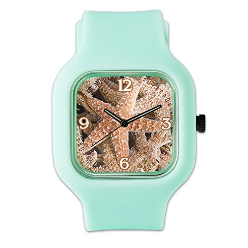 Collection Star Watch Marine Ladies (SeaFoam Fashion Sport Watch Collection Of Starfish)