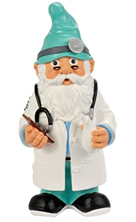 Forever Collectibles Medical Doctor MD Limited Edition Occupation Garden Gnome