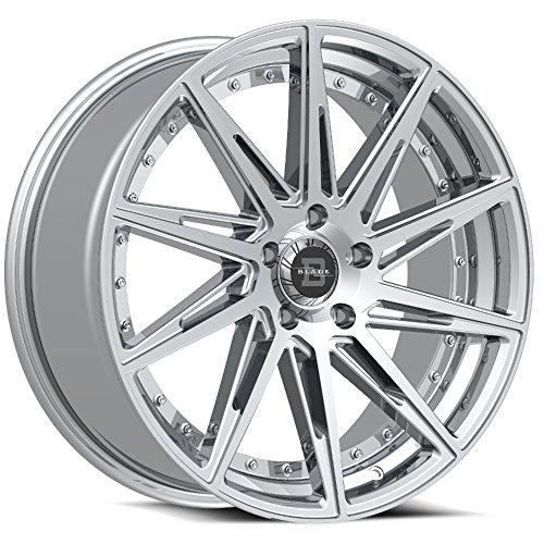 Blade Wheels RT-458 Alonza Chrome with Machined Undercut 20x8.5