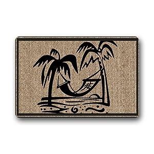 51BLCTfwI2L._SS300_ 100+ Beach Doormats and Coastal Doormats