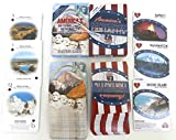 Best United States Gifts Adults - United States, Fifty State, Souvenir Playing Cards, Vacation Review