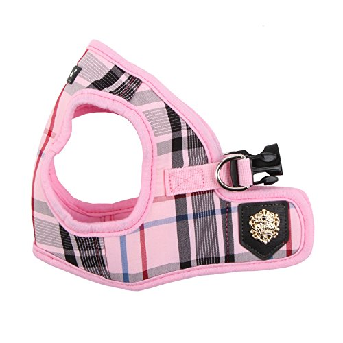 Puppia Junior Harness B, X-Large, Pink