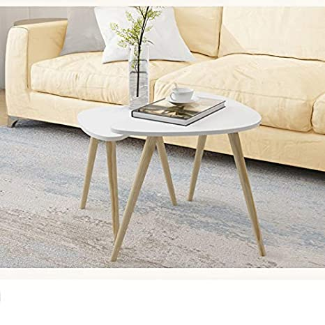 Amazon.com: Zxl-sfz Coffee Table Side Table Side Table ...