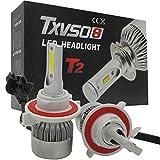 SHINA H13-H/L 110W 20000LM LED Headlight Conversion Kit Car Beam Bulb Driving Lamp 6000K