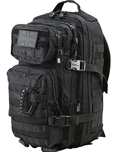 (Kombat Unisex Outdoor Molle Assault Pack Backpack )