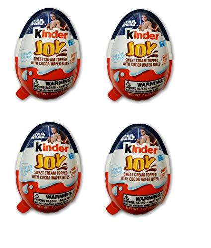 Kinder Joy Egg Star Wars With Surprise Inside .7oz -